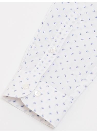 Cacharel Klasik Gömlek Beyaz
